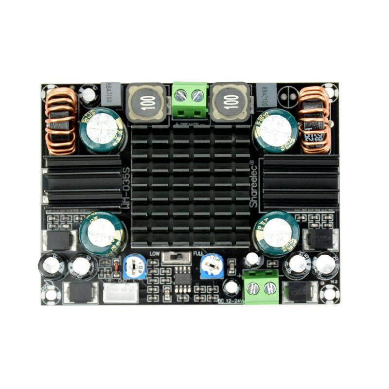 TPA3116D2 High Power Car Audio Amplifie Board 150W DC12V-24V for Car Speaker Home Theater System