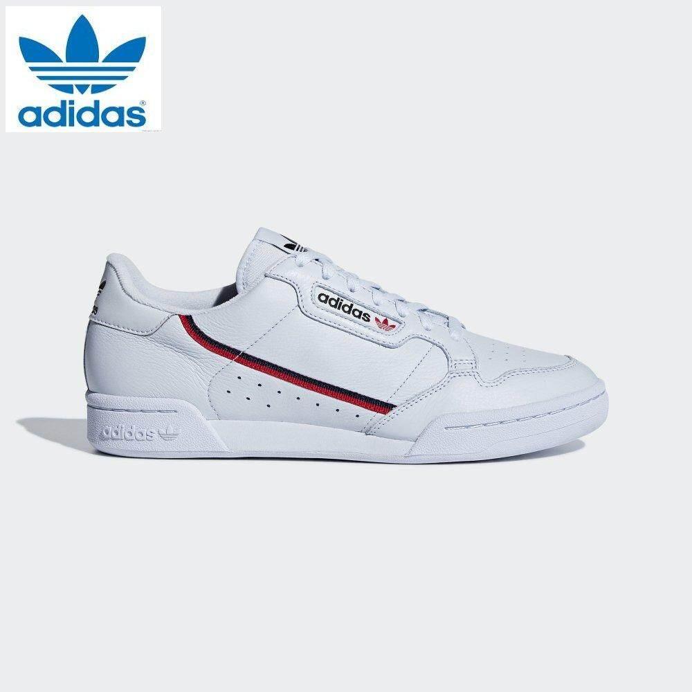 d0ca5e57027ae1 Adidas Originals Continental 80 B41673 Aero Blue White Shoes