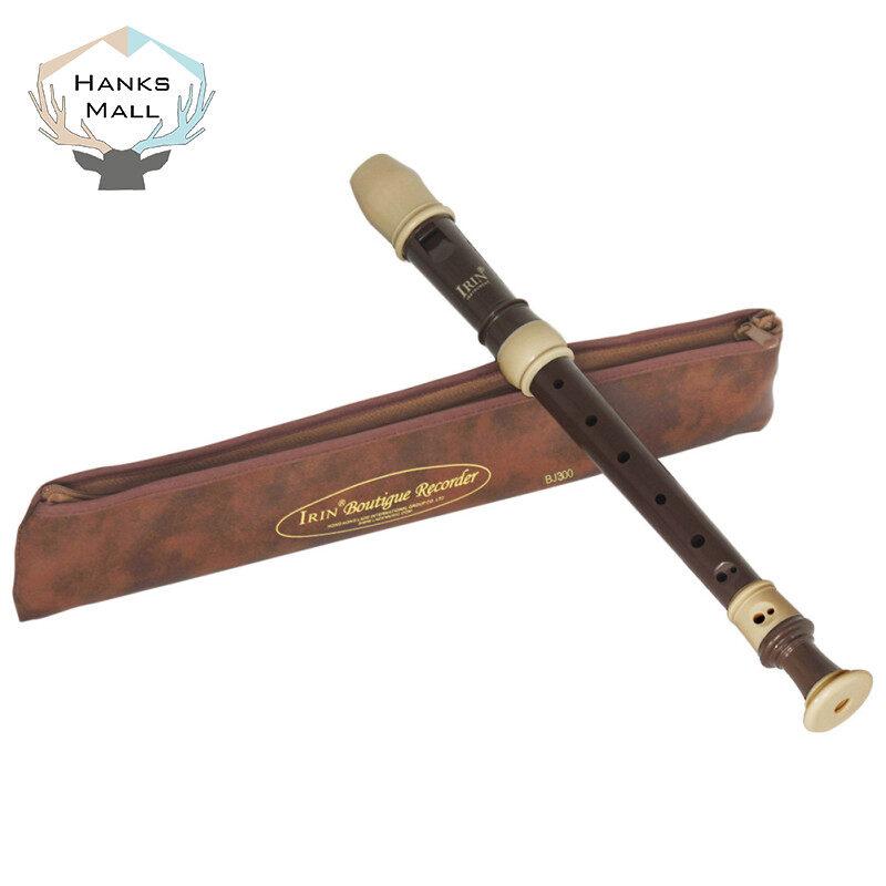 HK IRIN 8 Lỗ Clarinet Nhạc Cụ Sáo Nhạc Cụ Công Cụ Giáo Dục Mô Hình: Bj300