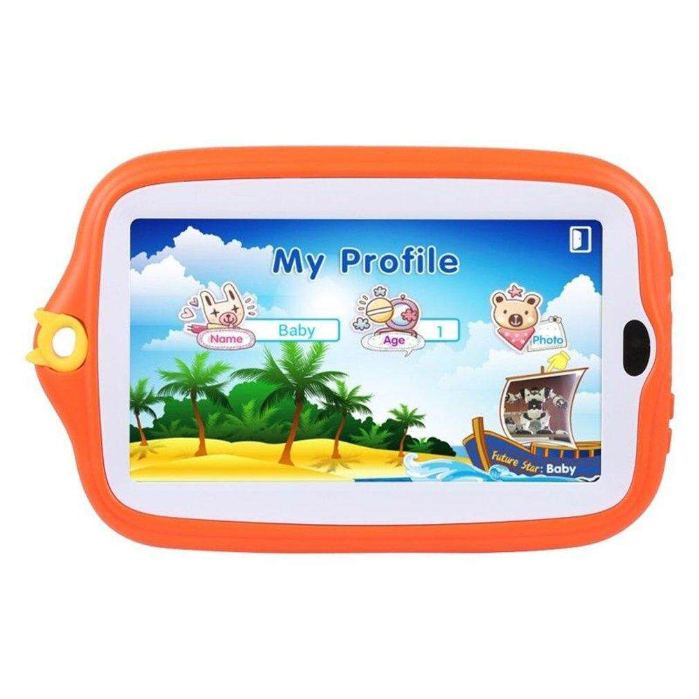 PHE YUYAN 7-inch children's tablet 1+8GB for Android 6.0 HD 1024 x 600 quad core