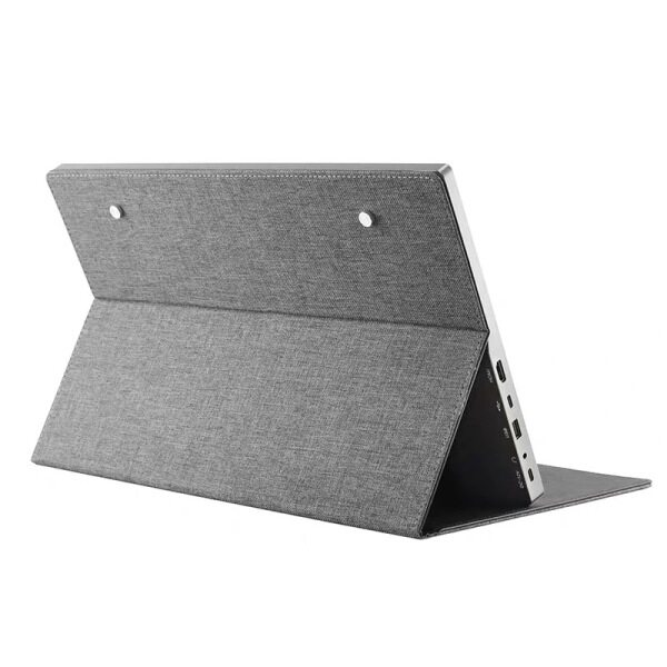ZSCMALL PortableMonitor 15.6 inch cover Clamshell three-stage adjustment bracket (Available only for our store display products)