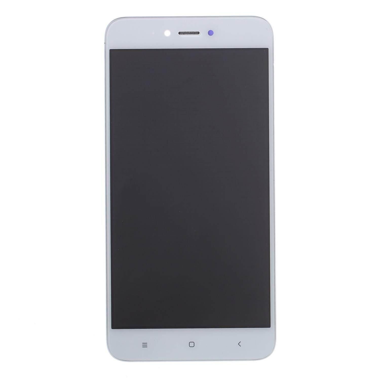 Layar LCD OEM dan Digitizer Perakitan + Bingkai Pengganti untuk Xiaomi Redmi Note 5A/Y1 Lite (India)