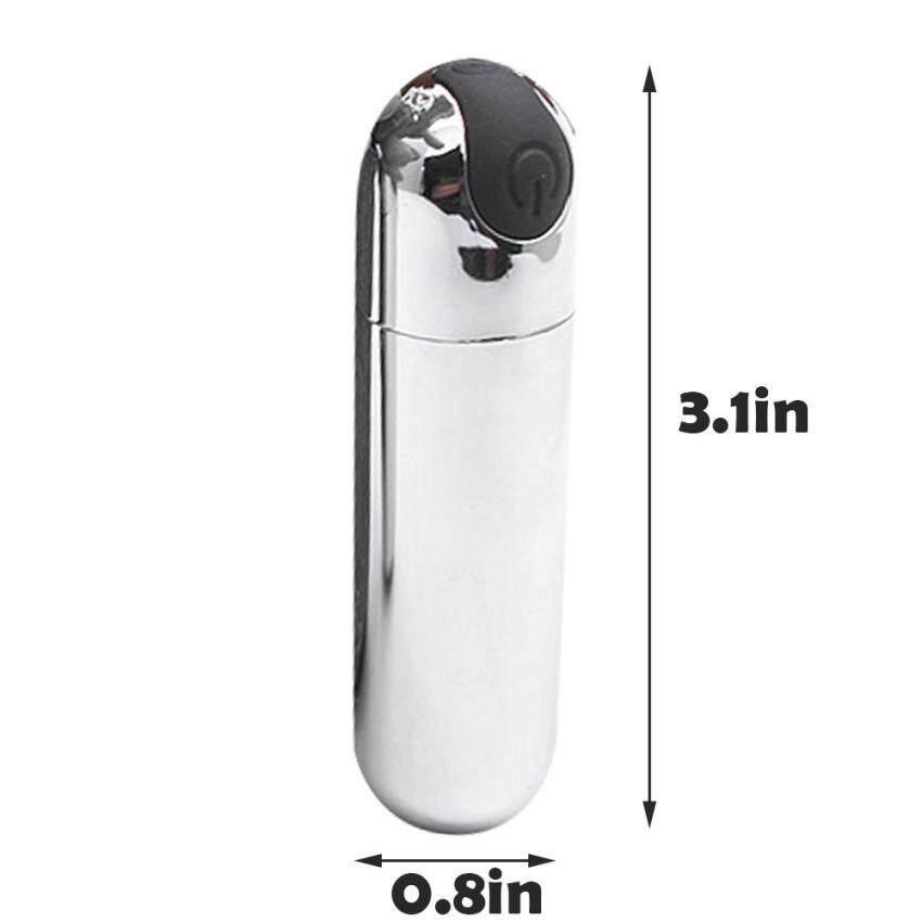 Iremax 100% Original 10-Speedแบบพกพากันน้ำสั่นสะเทือนแบบชาร์จไฟได้นวดทั่วตัว.