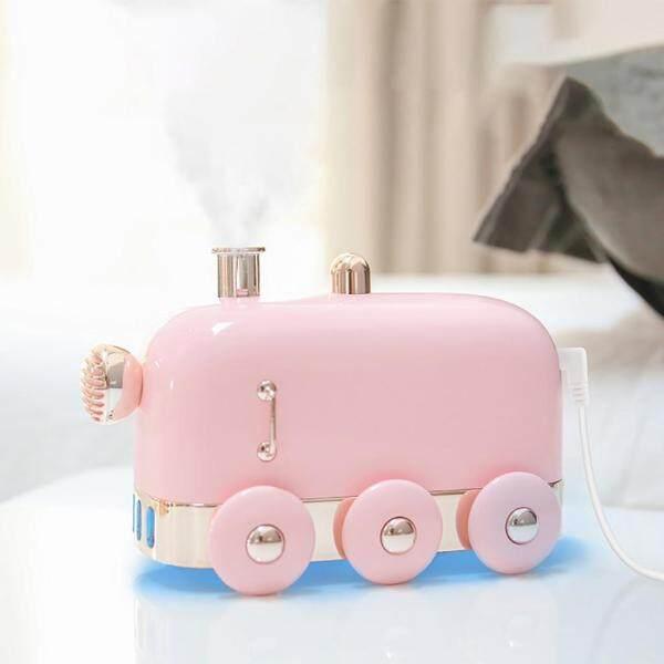 Mini Train Humidifier USB Air Diffuser Aromatherapy Essential Oil Diffuser 300ml Singapore