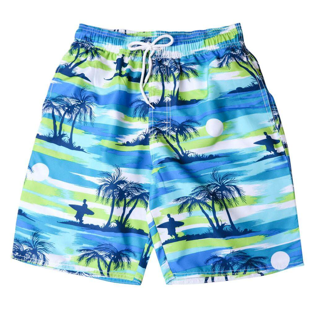 (BAIBAO)Men's Shorts Swim Trunks Quick Dry Beach Surfing Running Swimming Watershort