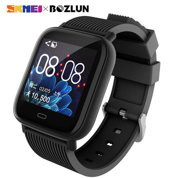 SKMEI BOZLUN Men Women Smart Digital Watch Sport Color Touch Screen Smartwatch Waterproof Wristwatch For Men Man G20 Malaysia