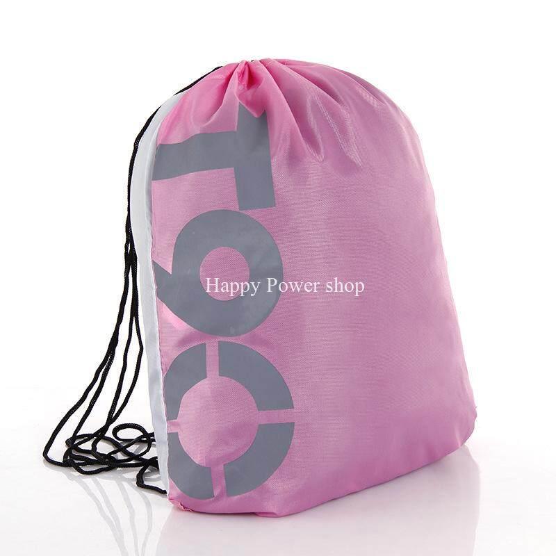 Happy Power Shop Casual ถุงซักผ้ากระเป๋าเป้สะพายหลังกระเป๋า By Happy Power Shop.