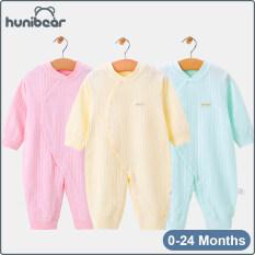 Bộ Pijama Nguyên Chất Cotton Cho Trẻ Sơ Sinh, Dài Tay, THU ĐÔNG, 1 Món, Dành Cho Trẻ Từ 0-1 Tuổi