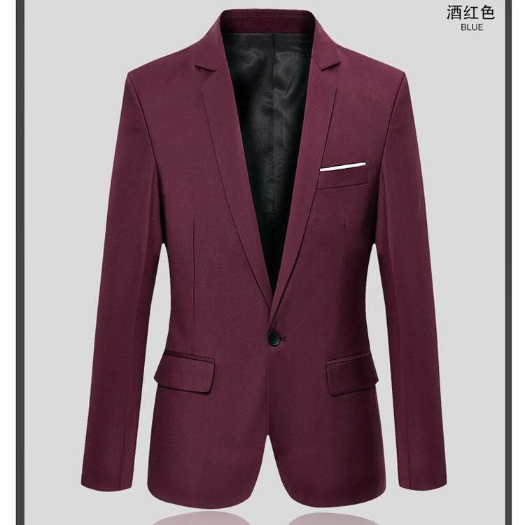 ece8fef8 Men's Korean Slim Suits Men's Small Suits Tide Jackets Blazer