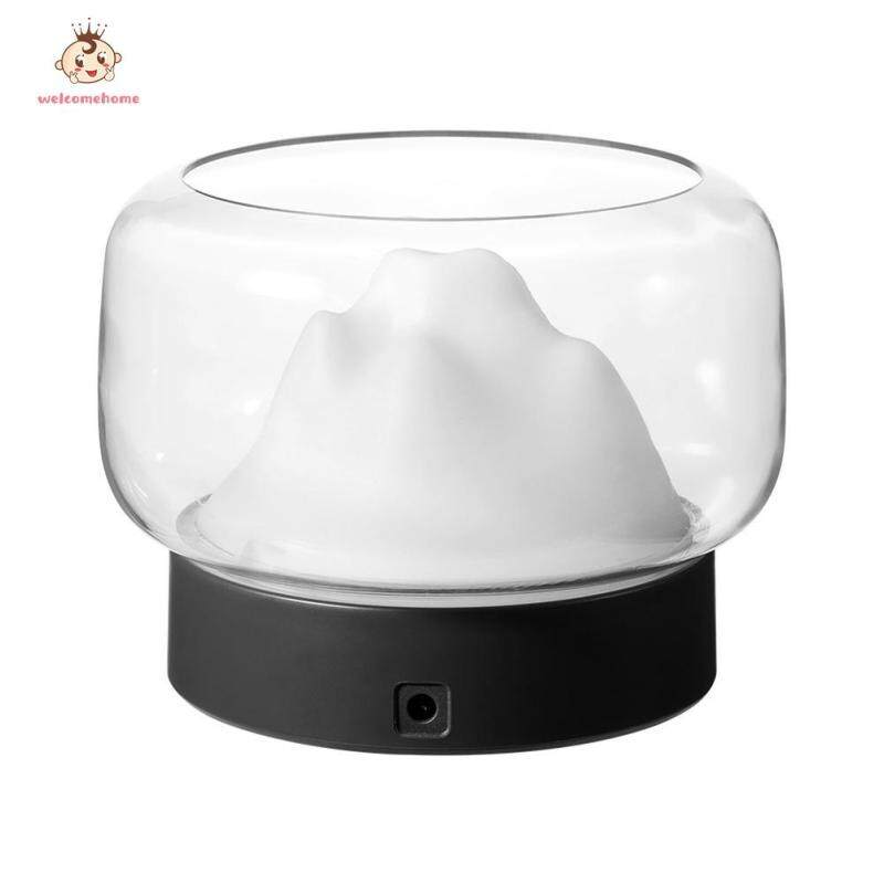 400ml Ultrasonic Humidifiers Electric Essential Oil Aromatherapy Diffuser Singapore