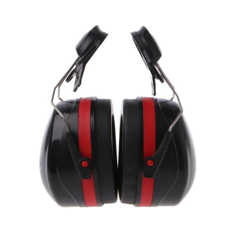 31dB Safety Ear Muffs Ear Defender Hearing Protector Working Helmet Accessories