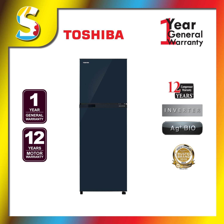 Toshiba - GR-A28MU (UB) - INVERTED FRIDGE
