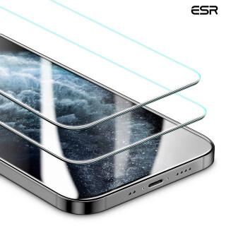 ESR iPhone 12 Miếng Dán Màn Hình Kính Cường Lực Chống Xước Miếng Dán Film Màn Hình Cho iPhone 11 Pro Max iPhone X Xs iPhone Xr iPhone Xs Max thumbnail