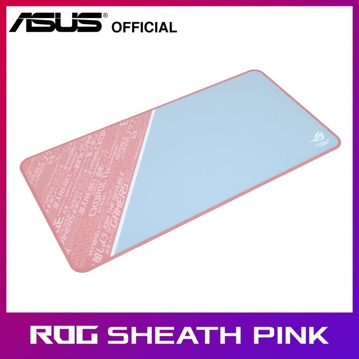 ASUS ROG Sheath Pink Mouse Pad Limited Edition PNK LTD Malaysia
