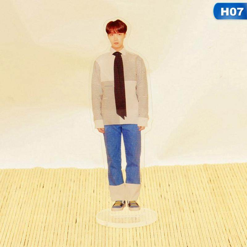 Bbty Kpop Bts Bangtan Boys Acrylic Humanoid Licensing Double-Sided Thickening Tabletop Decoration By Buttbeauty.