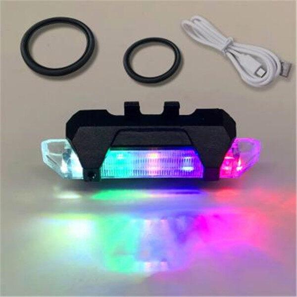 Đèn Hậu Xe Đạp Sạc USB Đèn Xe Tay Ga Mũ Bảo Hiểm Đèn LED Nhấp Nháy Gắn Đầu Sau Xe Đạp 4 Chế Độ Đèn Cảnh Báo An Toàn Khi Đi Đêm Phụ Kiện Xe Đạp Dành Cho Xe Đạp Leo Núi Xe Đạp Đường Trường