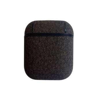 Sway 1 PC หนัง Airpods ฝาครอบป้องกัน Slim สำหรับ IPhone AirPod หูฟัง