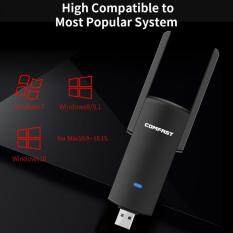 Comfast 924AC USB3.0 1300Mbps Băng Tần Kép Bộ Điều Hợp Wifi Không Dây Bộ Điều Hợp Wifi Mạng Máy Tính Cá Nhân Bộ Thu Wifi