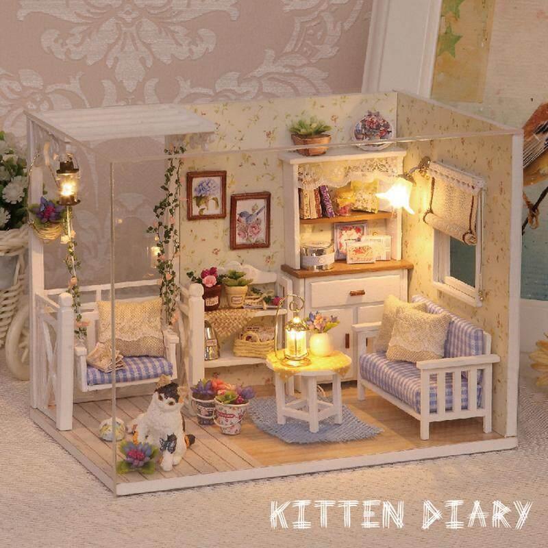 Dollhouses Buy Dollhouses At Best Price In Malaysia Www Lazada