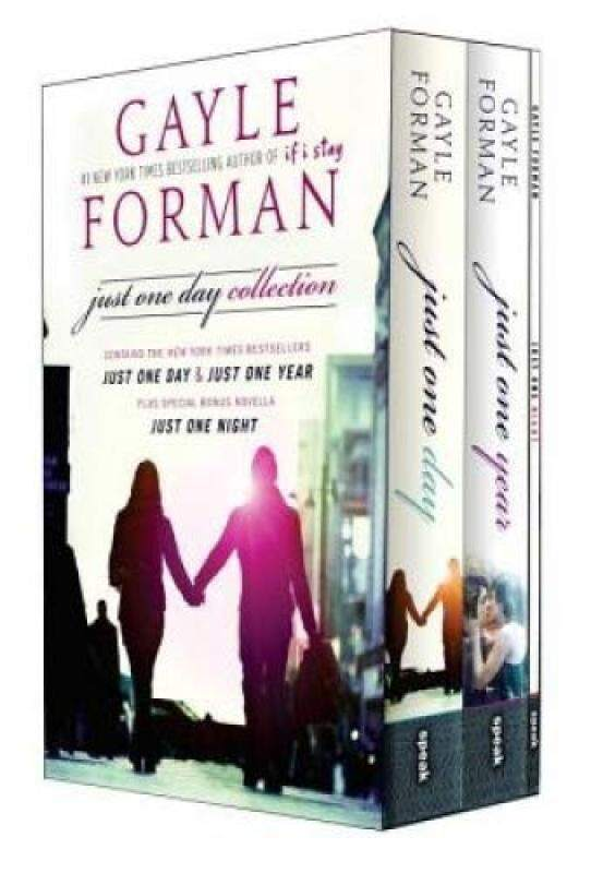 BORDERS Just One Day Collection by Gayle Forman Malaysia