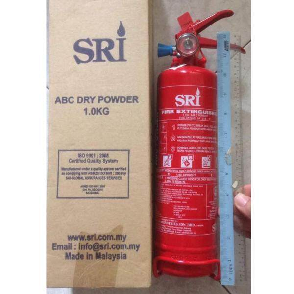 READY STOCK! FIRE EXTINGUISHER 1KG / 2KG