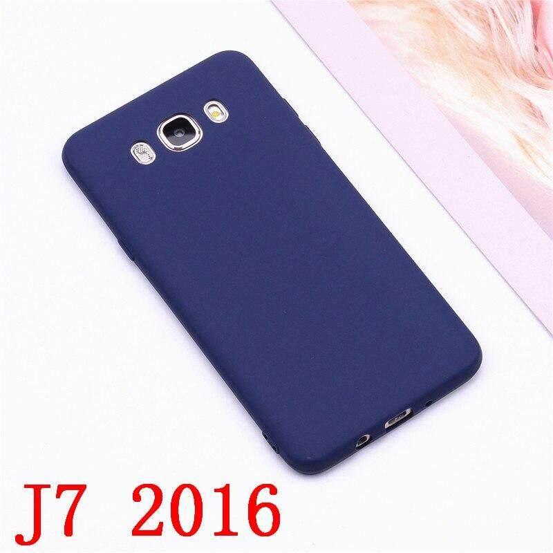 Lembut Silicone TPU Case untuk Samsung Galaxy J7 Case J7 2016 J710 J710F J7 2015 J700F Galaxy J7 2017 J730F Sarung Pelindung Silikon funda