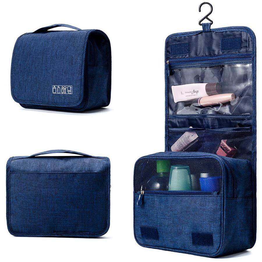 22fabeba385a 1PC Waterproof Hanging Travel Toiletry Bag Toiletry Kit for Men & Women,  Portable Folding Cosmetic Bag,Portable Travel Makeup Shower Bag Cosmetic  Case ...