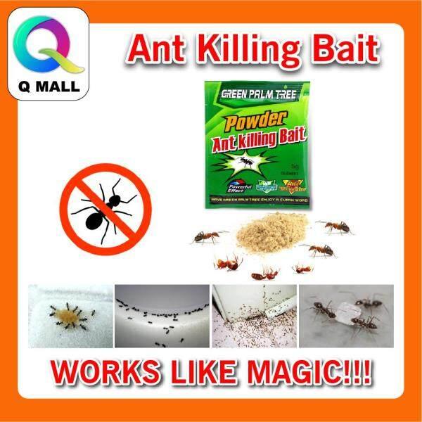 POWDER ANT KILLER (5G PER PACK) / COCKROACH KILLER (5G PER PACK) / RAT KILLING BAIT - 1PCS
