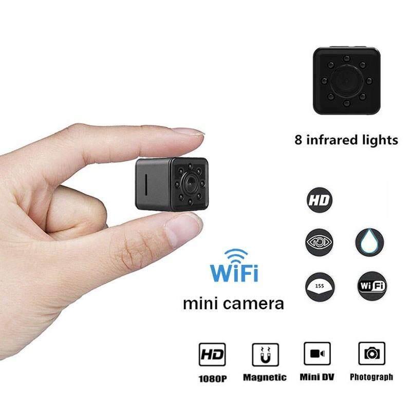 XYCX WIFI SQ13 HD mini camera Camera WIFI nhỏ cam 1080 P Chống Nước không dây Mini camera GHI HÌNH video Thể Thao micro Máy Quay Phim Nhật Bản