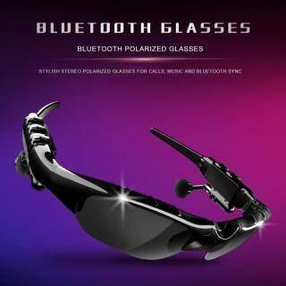 Tai Nghe Không Dây AmberCase, Với Ống Kính Phân Cực Chống UV400 Tai Nghe Bluetooth 2 Trong 1 Với Kính, Ngoài Trời Earbuds Âm Nhạc Với Âm Thanh Nổi thumbnail