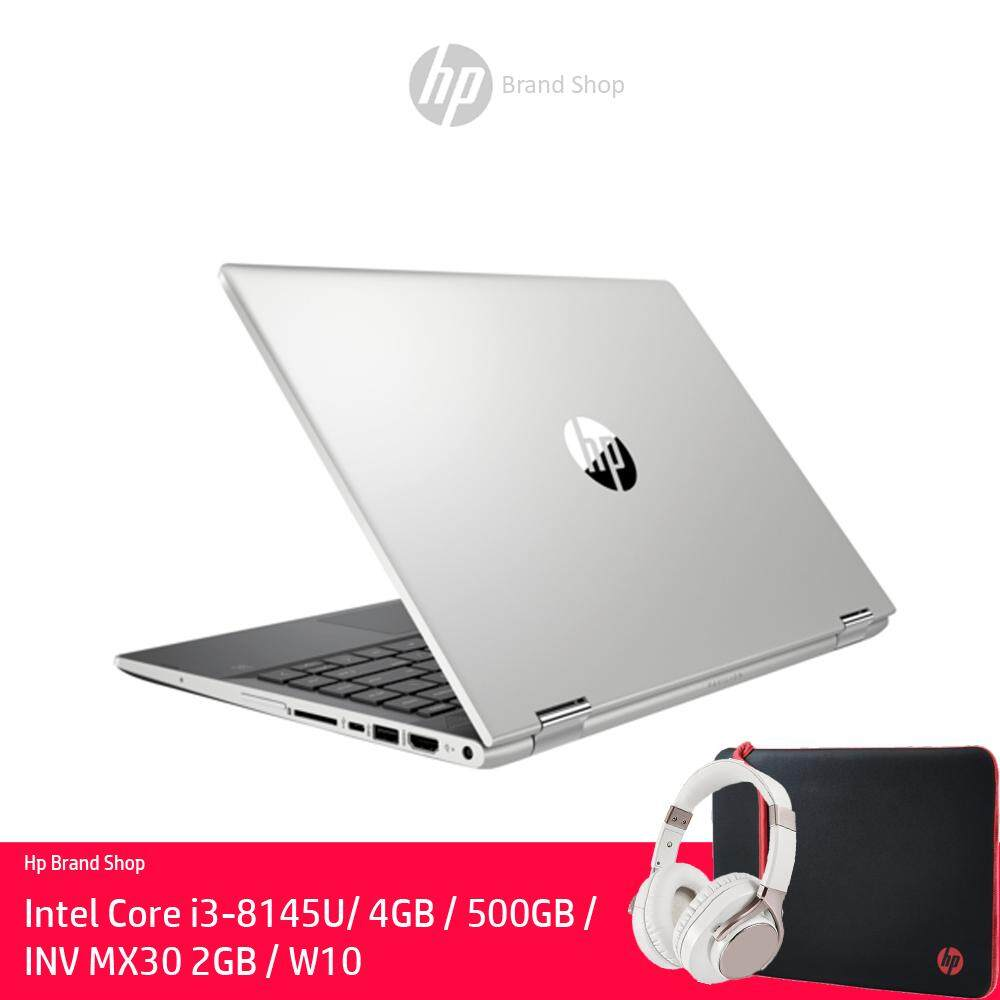 HP Pavilion x360 14-cd1012TX 1 Laptop(i3-8145U, 4GB, 500GB,  MX130, W10H, Touchscreen, Stylus Pen) Malaysia