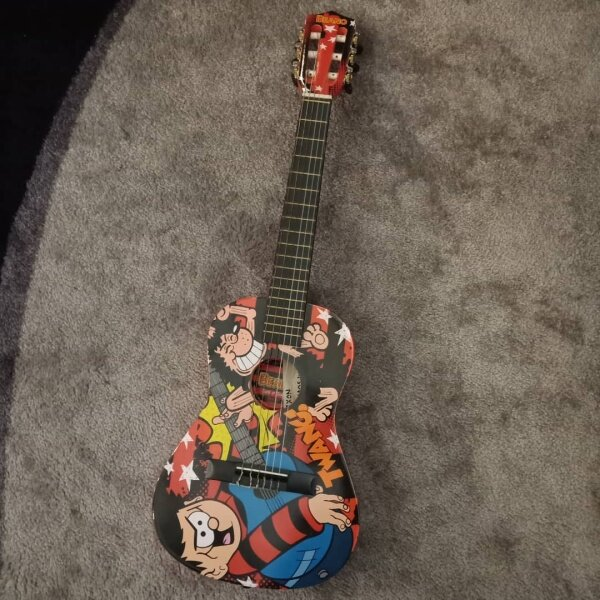Beano Junior 1/2 size Guitar Outfit BNJG01 Malaysia