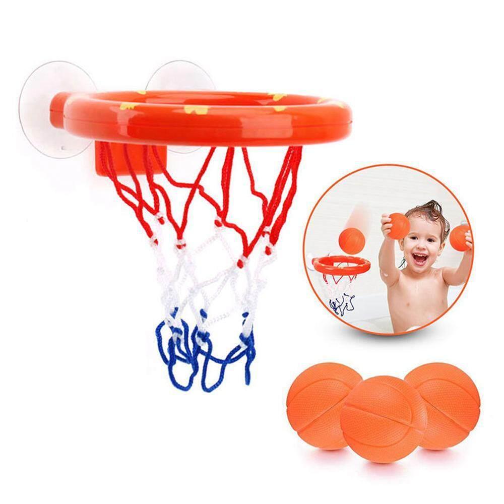 Withritty Lubang Bola Basket Mini, Menyenangkan Pendidikan Mainan Bak Mandi Ring Basket Dan Bola Playset Wtih Sasis Cup Untuk Anak Laki-Laki Anak Perempuan Bocah Balita By Withritty.