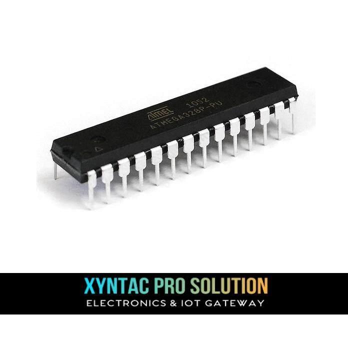 5X 8-Bit Atmega328P-PU Atmel Microcontroller Mikro Controller Mit UNO Bootloader TE206