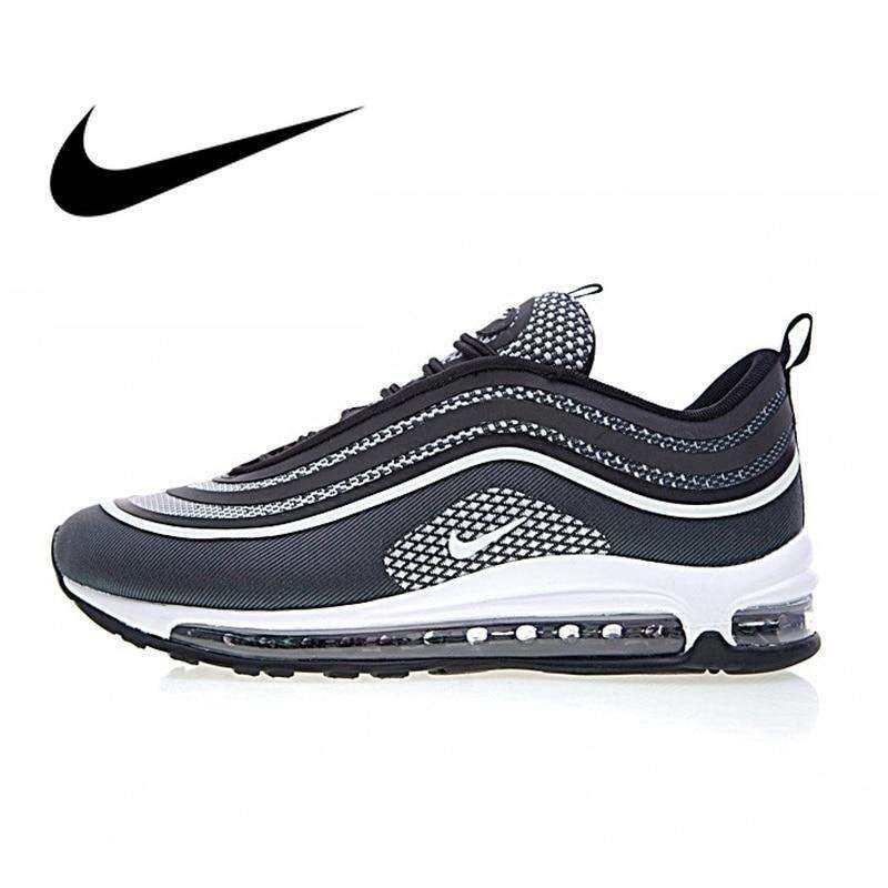"""OFF WHITE X Nike Air Max 97 """"Wolf Grey Menta"""" AJ4585 012"""