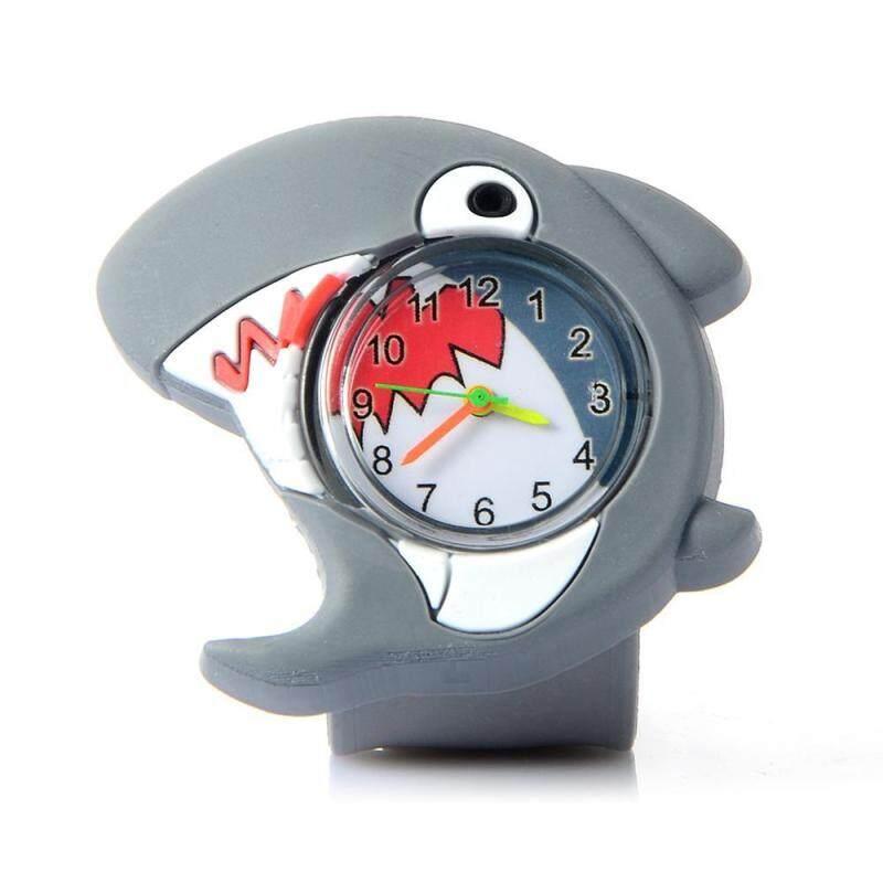 Nơi bán Bumblebaa Đồng hồ hình động vật siêu dễ thương bằng silicone mềm, dành cho trẻ em, làm quà tặng - INTL