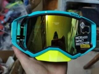 Kính Motocross MX MTB 2020 Mũ Bảo Hiểm Xe Máy Xe Đạp Địa Hình Thể Thao Trượt Tuyết Kính Xe Đạp Leo Núi thumbnail