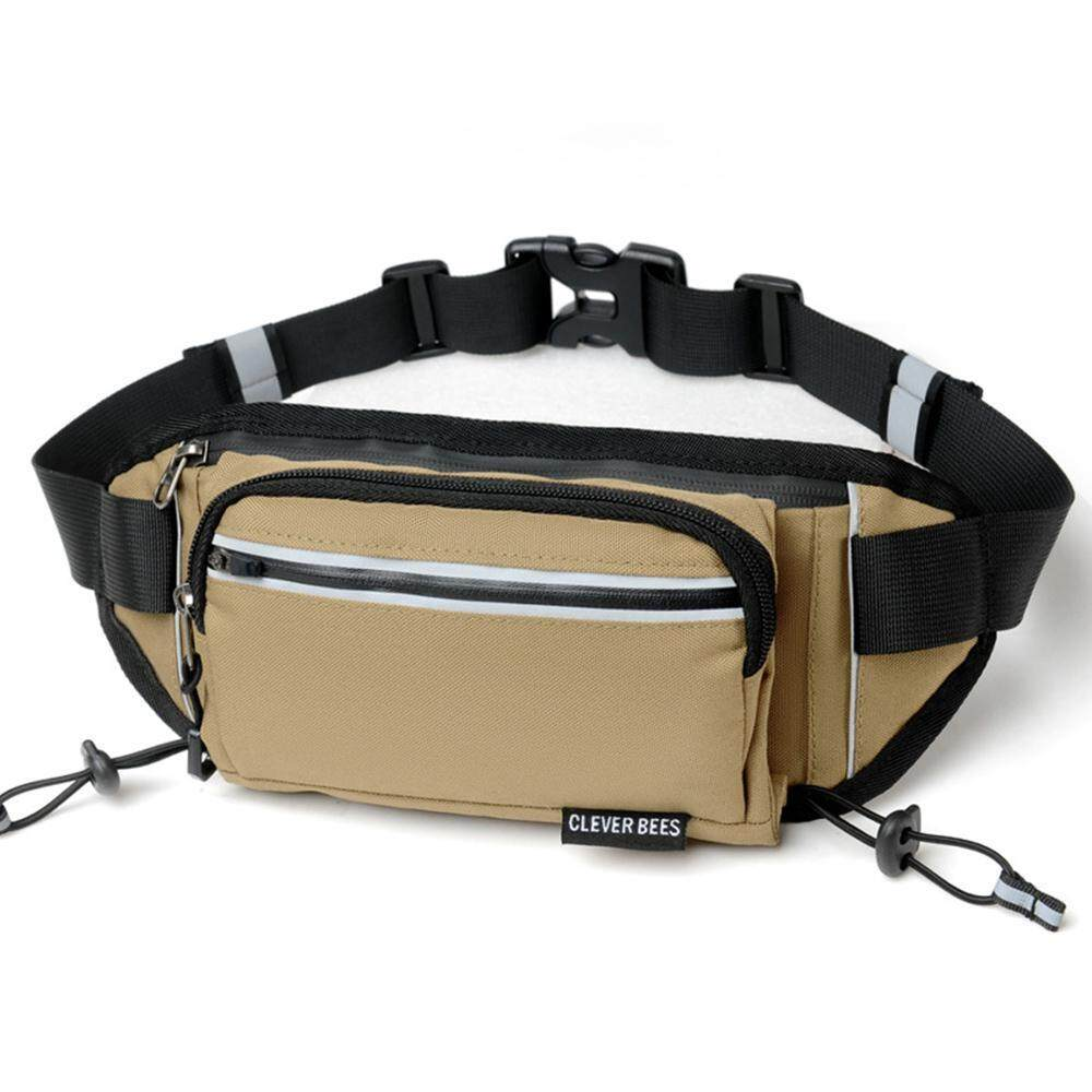 ba775978cd8 BuyInBulk Waist Bag Multifunctional Waterproof Pocket Oxford Cloth Large  Capacity Keep Your Bank Card Safe Suitable
