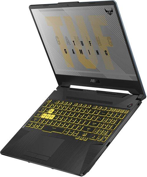 "ASUS TUF Gaming A15 Gaming Laptop, 15.6"" 144Hz Full HD IPS-Type, AMD Ryzen 7 4800H, GeForce GTX 1660 Ti, 16GB DDR4, 512GB PCIe SSD, 90WHr Battery, RGB Backlit KB, Windows 10 Home Malaysia"