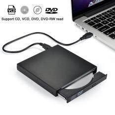 USB Bên Ngoài DVD CD RW Đĩa Đốt Combo Đầu đọc Ổ cho Windows 98/8/10 Laptop