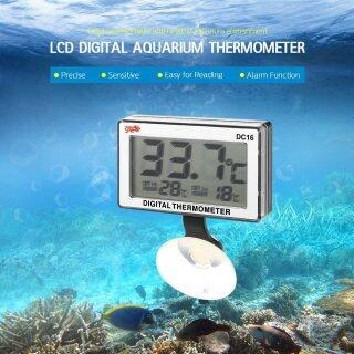 Nhiệt Kế Hồ Cá Kỹ Thuật Số LCD Đồng Hồ Đo Nhiệt Độ Nước Chìm Báo Động Nhiệt Độ Cao Thấp 0 C 50 C Phụ Kiện Bể Cá thumbnail