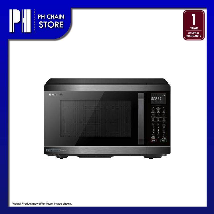SHARP R859EBS 32L MICROWAVE OVEN WITH CONVECTION