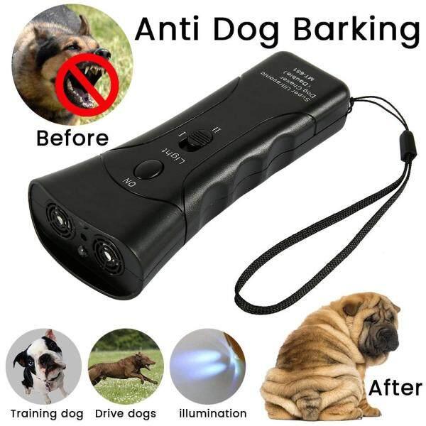 Thiết Bị Đuổi Kiểm Soát Tiếng Sủa Ngăn Thú Cưng Thiết Bị Chó Vỏ Huấn Luyện Siêu Âm