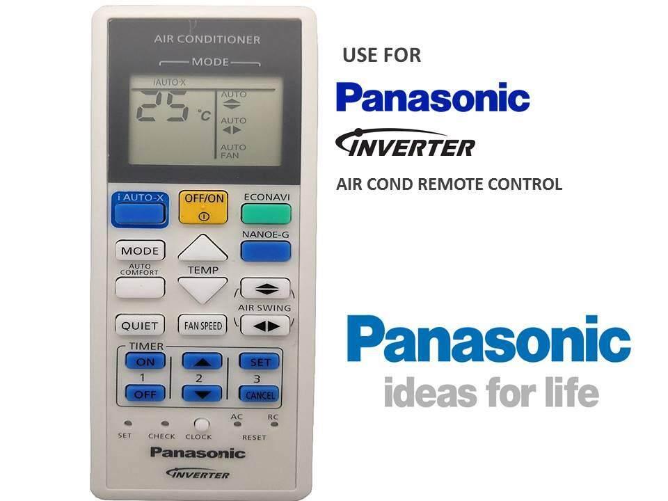Panasonic Air Conditioner Remote Control Inverter Air Cond Remote Control