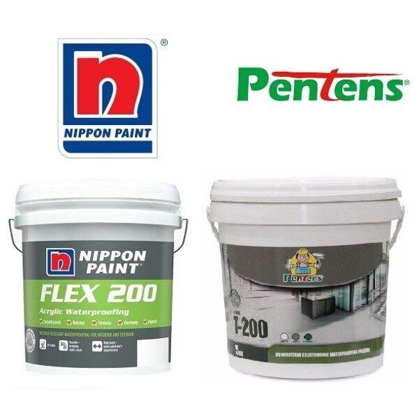 20KG Arcylic Waterproofing NIPPON FLEX 200 / PENTENS T200