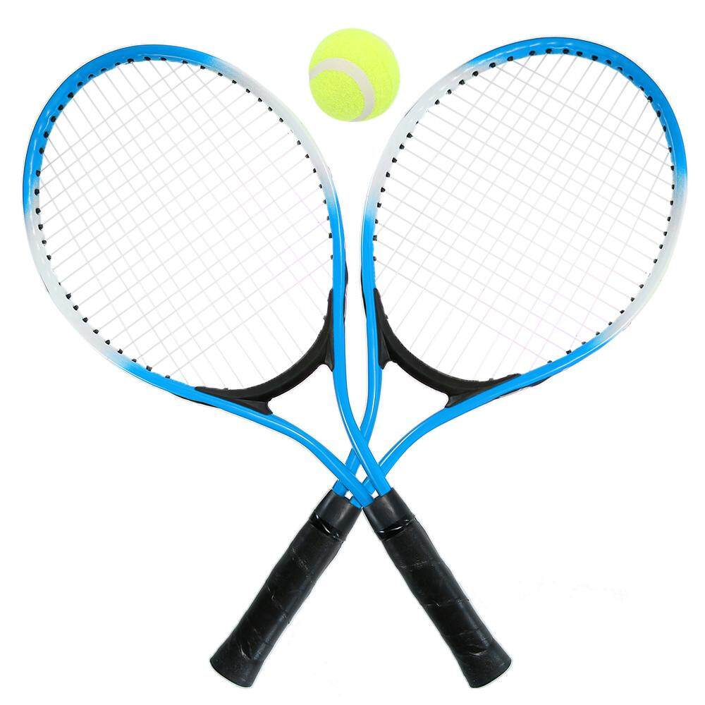 Bảng giá 2Pcs Kids Tennis Racket String Tennis Racquets with 1 Tennis Ball and Cover Bag