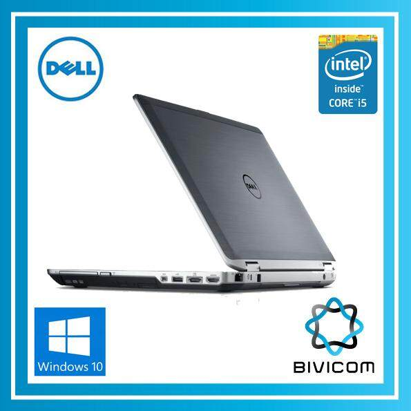 DELL LATITUDE E6520 [15-INCH] CORE I5/ FHD/ 4GB/ 320GBHDD/ W10PRO [REFURBISHED] Malaysia