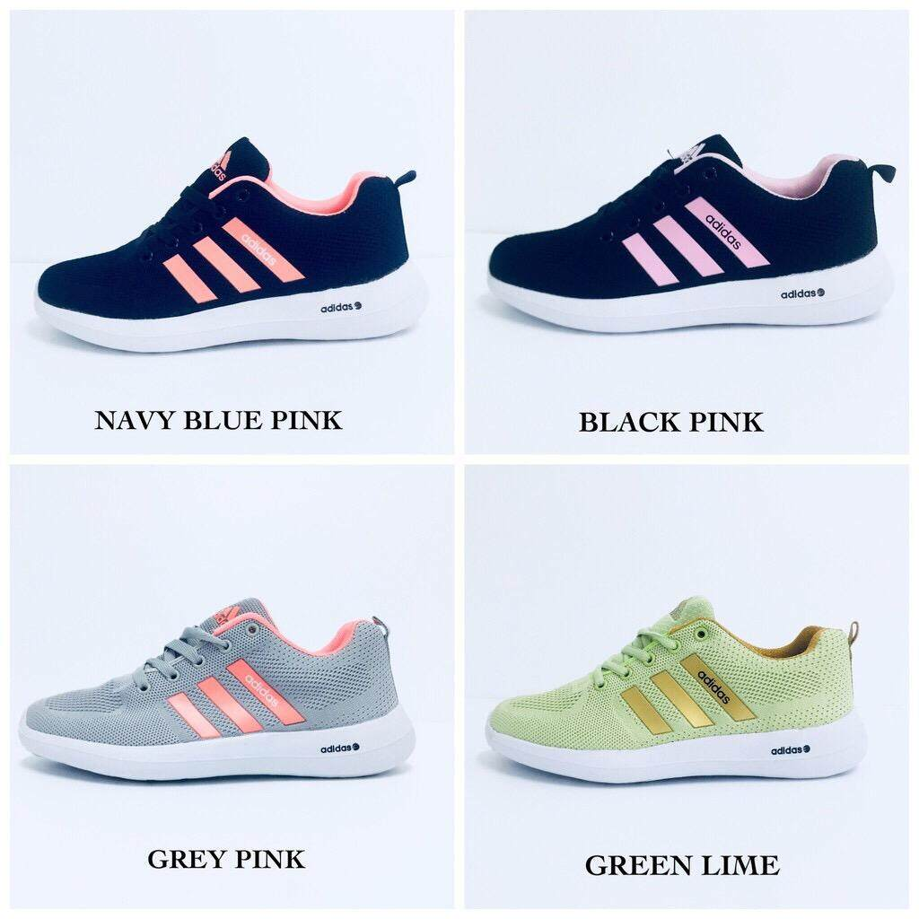 A Didas Sport Shoes Ready Stock By Kasutterlajakmurah