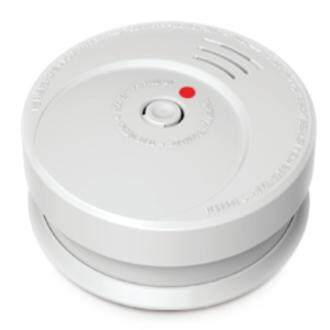 Siterwell Battery Operated Smoke Detector