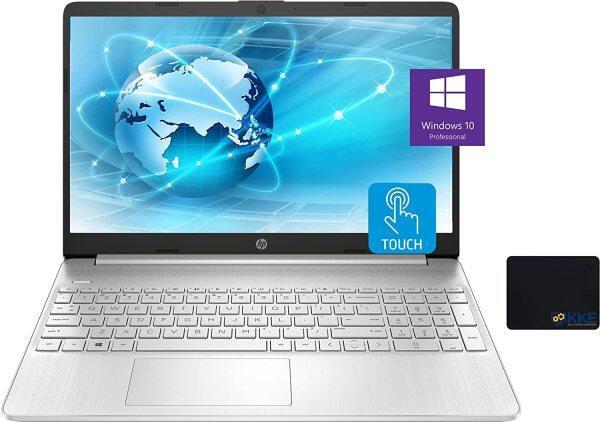 HP 2021 Newest Business Laptop, 15.6 FHD IPS Touchscreen, i7-1165G7, 16GB DDR4 RAM, 512GB PCIe SSD, Webcam, USB-C, HDMI, WiFi 6, Backlit Keyboard, Fingerprint Reader, Windows 10 Pro 64 bit Malaysia